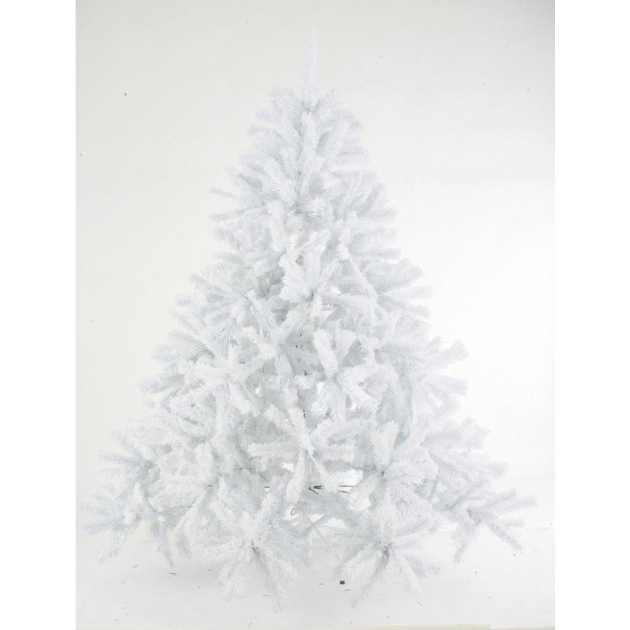 クリスマス商品 クリスマスツリー 180cmホワイトワイドツリー