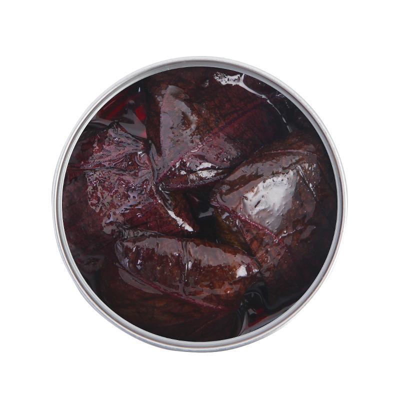 敬老の日 彼岸 ギフト カヅメ缶 しそ巻きあんず 刈谷食品 3個|kazuno-love|03