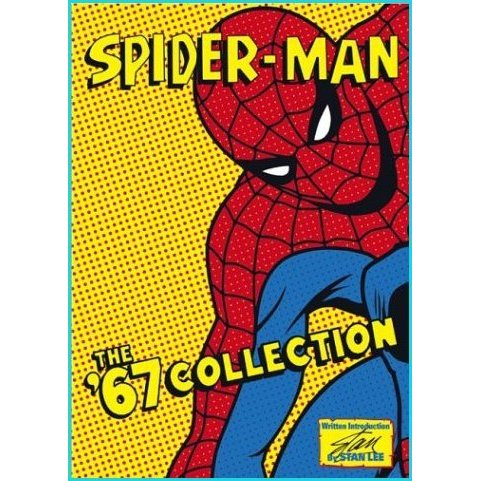Spider-Man: 67 Classic Collection [DVD]【並行輸入品】