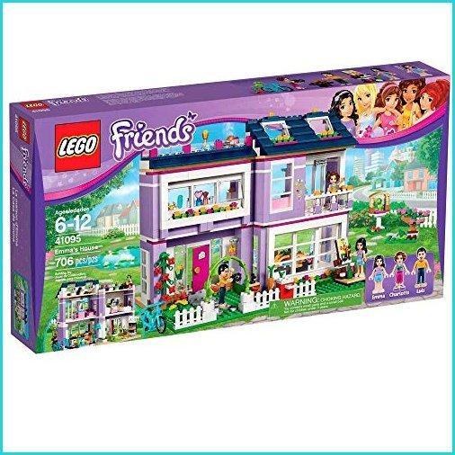 LEGO Friends 41095 Emma's House【並行輸入品】|kbh-tc