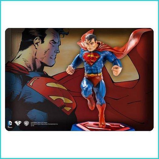 Superman Comic Book Edition Sculpted Statue【並行輸入品】