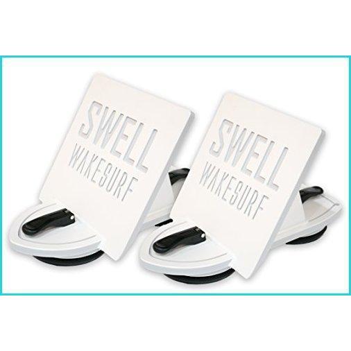 SWELL Wakesurf クリエーターバージョン 2.0-2パック - 1つはご自身に、もう1つはご友人に。【並行輸入品】