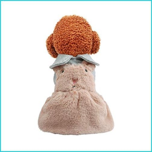 UXZDX CUJUX Winter Dog Clothes Rabbit Dress Pets Outfits Warm Clothes for Small Dogs Cats Costumes Coat Jacket Puppy Sweater Dogs New (Size