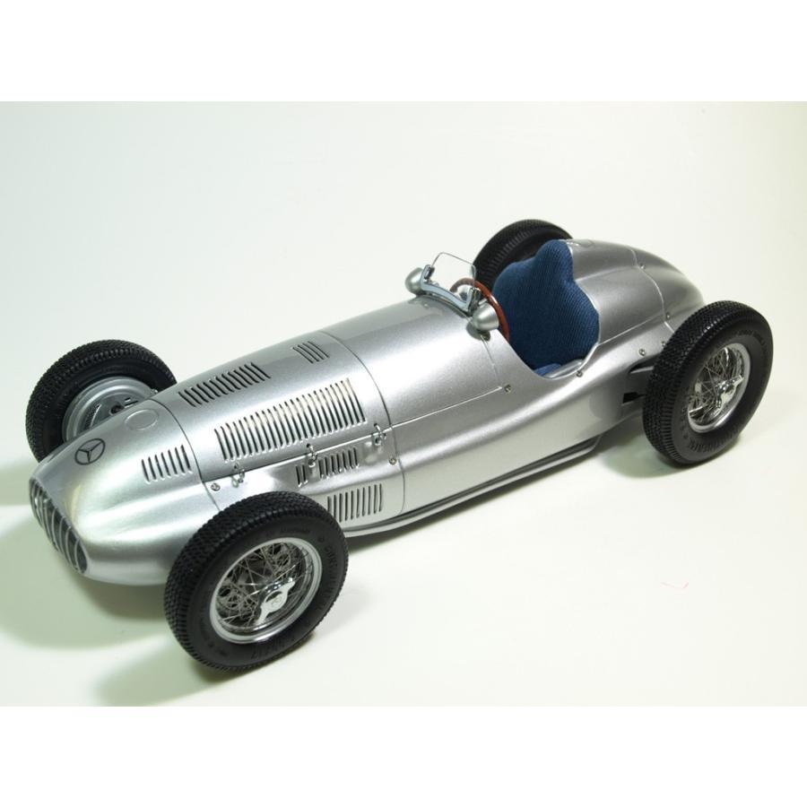 CMC/シーエムシー メルセデス・ベンツ W165 1939 シルバー