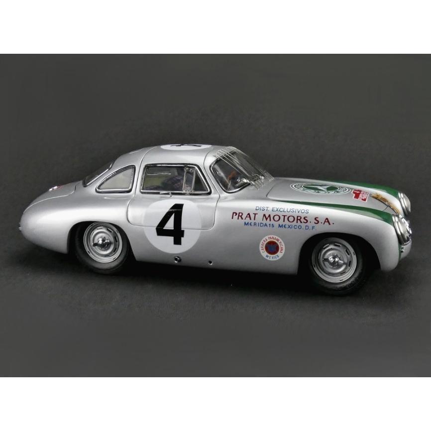 CMC/シーエムシー メルセデス・ベンツ 300SL Panamericana 1952 No.4 (再生産品)