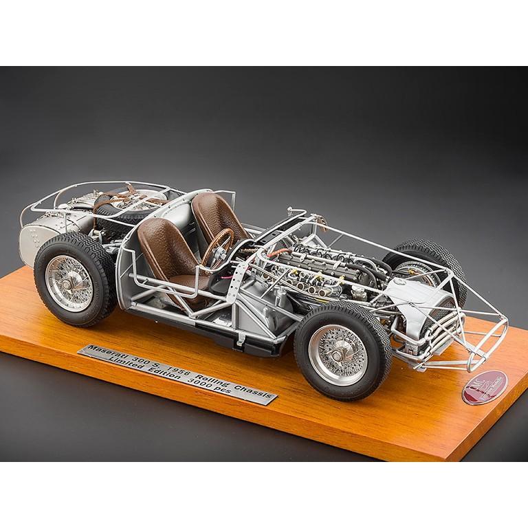 CMC/シーエムシー マセラッティ 300S ローリングシャーシ 1956
