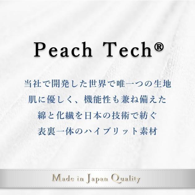 布マスク 日本製マスク 肌荒れ 綿 洗える 2枚組 - 肌に優しい 吸水速乾 UVカット 透湿性 -  ピーチテックオフィス 小林縫製 マスク|kbsb|06