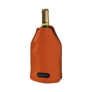 ワインを冷やす入れ物 ワインクーラー ル クルーゼ 超激安特価 アイスクーラースリーブ ラッピング不可 wine 開催中 オレンジ ギフトBOX不可