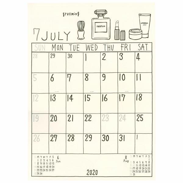 イラストカレンダー 壁掛けタイプ 2020年1月から2020年12月対応 Ck 2001 P129181 文具 文房具のkdm ヤフー店 通販 Yahoo ショッピング