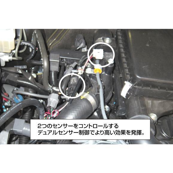 K-BRAIN スズキ ジムニーJB64W専用MINICON & シンプルスロコン PWR+ブースターEVOセット |keepsmile-store|05