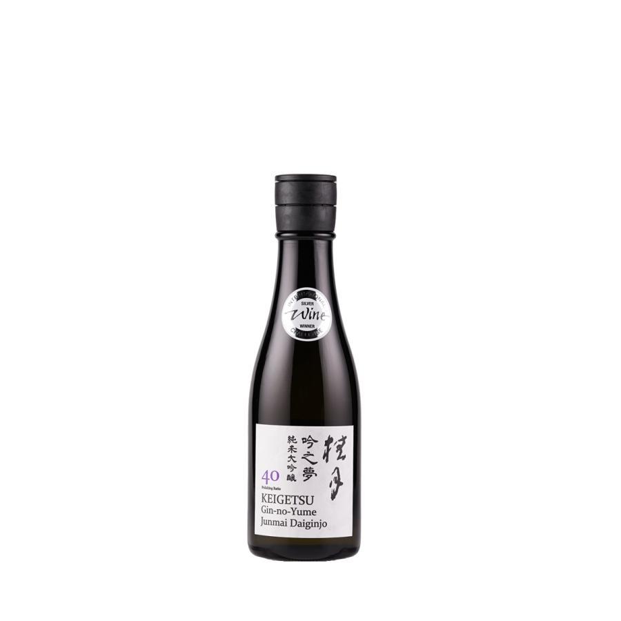 桂月 吟之夢 純米大吟醸40 (300ml) 日本酒 土佐酒造 高知県 keigetsu