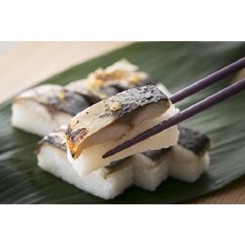 西京味噌に漬け込み香ばしく焼き上げました『西京味噌漬け 焼き鯖寿司』|keihoku-suehiro|02