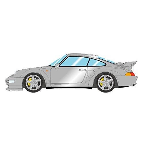 VISION 1/43 ポルシェ 911 (993) ターボ S 1996 シルバー