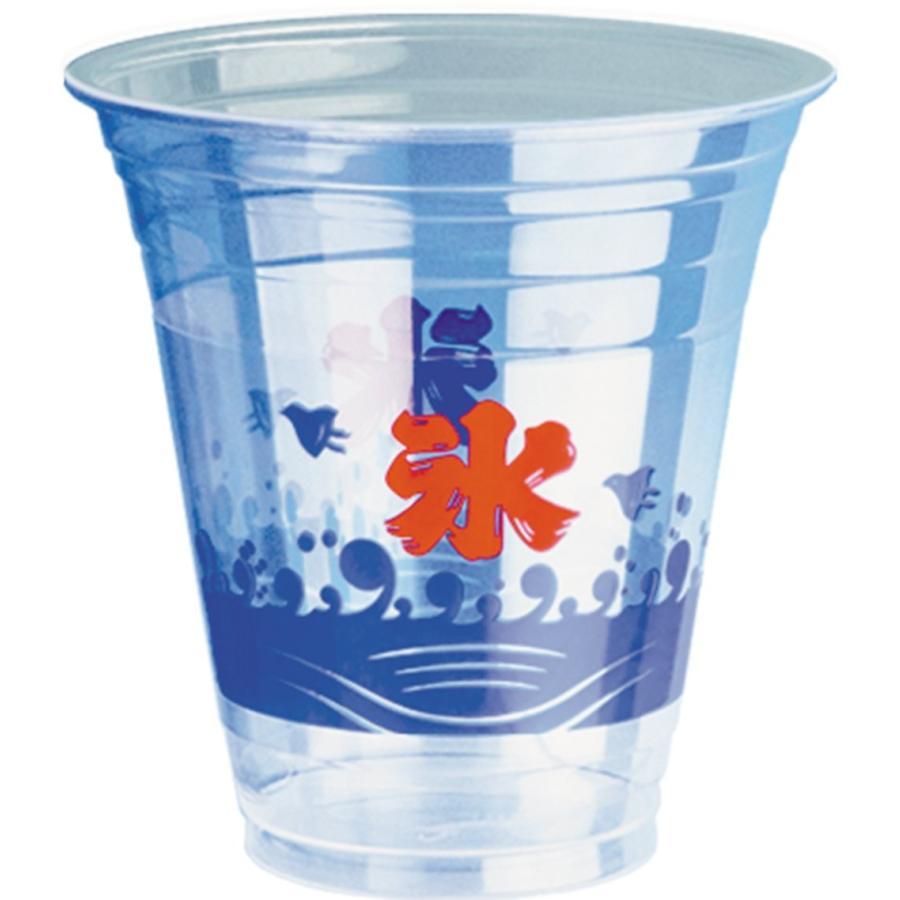 日本デキシー 業務用イベントカップ 14ペットかき氷410ml 1000個セット GPPM14HZ
