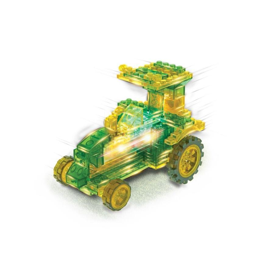 レーザーペグ 6 in 1 農場用トラクター 正規品
