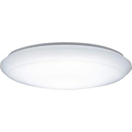東芝(TOSHIBA) LEDシーリング ~8畳 調光 リモコン同梱 昼白色 LEDH81379W-LD LEDH81379W-LD