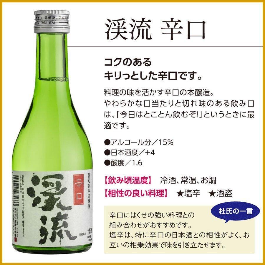 敬老の日 2021 日本酒 あすつく モンドセレクション 金賞 受賞酒 飲み比べセット 300ml 5本|keiryu-endo|07