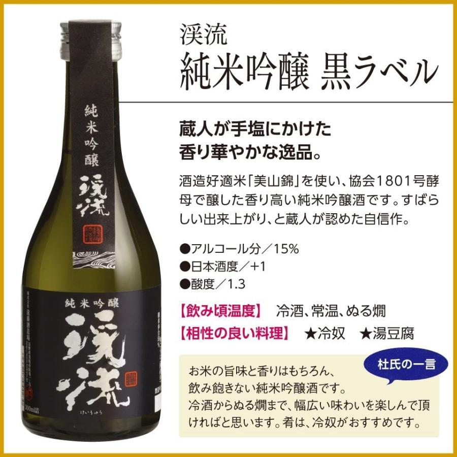 ギフト 2021 日本酒 あすつく ゴールド 飲み比べセット 300ml 5本|keiryu-endo|07