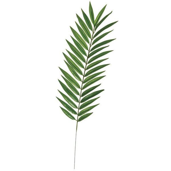 好評 人工観葉植物 上品 サイカスパーム S 全長55cm 爆安プライス 4本セット 造花 ヤシ類 アレンジ リーフ k-105177