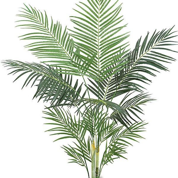 好評 アレカヤシ 人工観葉植物 全高1.6m(ヤシ類 人工樹木 造花 フェイクグリーン インテリアグリーン) keishin 02