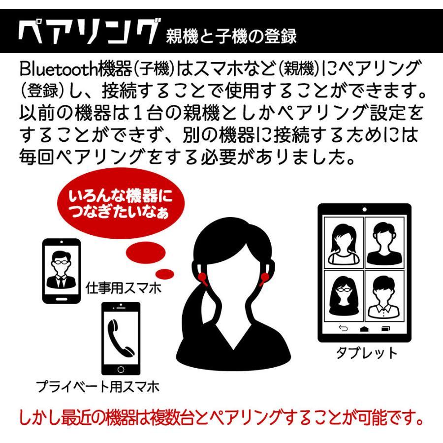 ラスタバナナ iPhone スマホ Bluetooth 5.1 完全ワイヤレス ステレオ イヤホン マイク ブルートゥース 左右分離型 通話可能 Type-C充電口 ハンズフリー|keitai-kazariya|17