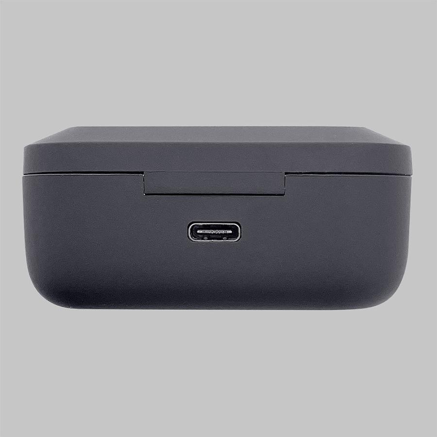 ラスタバナナ iPhone スマホ Bluetooth 5.1 完全ワイヤレス ステレオ イヤホン マイク ブルートゥース 左右分離型 通話可能 Type-C充電口 ハンズフリー|keitai-kazariya|05