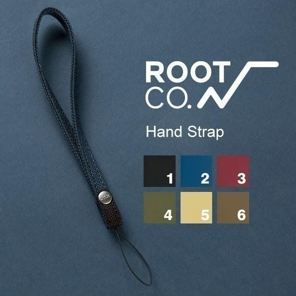 ハンド ストラップ 2020春夏新作 アクセサリー ブランド rootco. ルートコー コーデュラ CO. ROOT CODURAFABRIC Hand Strap Gravity ●日本正規品●