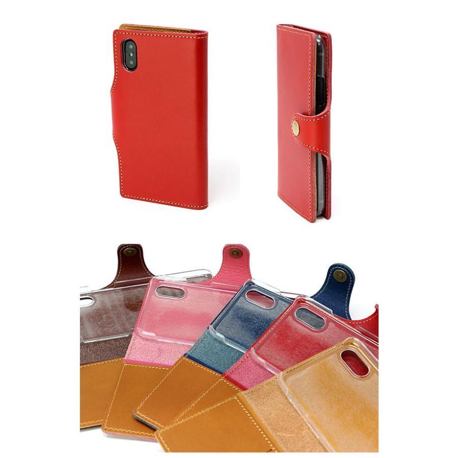 スマホケース 全機種対応 手帳型 イタリアンレザー KOALA 本革 ベルト付き iPhone12 Pro Max iPhone12 mini iPhone SE2 xperia1 aquos r3 携帯ケース keitaijiman 10