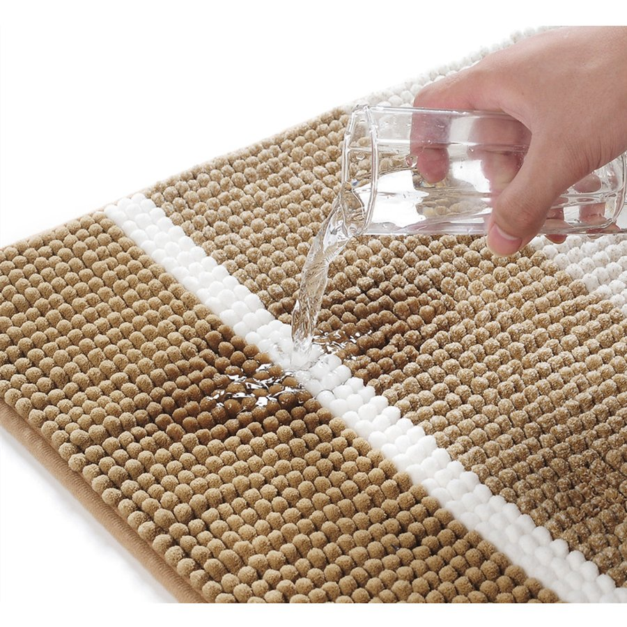 トイレマット  おしゃれ  北欧  抗菌  吸水  速乾  ふかふか  滑り止め付き  お手洗い   敷物  トイレファブリック  洗浄|keithgem|10