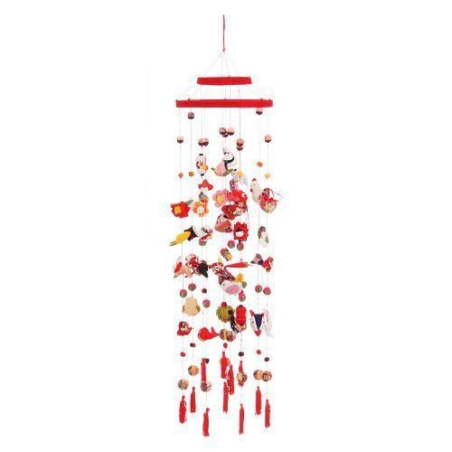 吊るし輪飾り  2段11本 吊るし飾り 686-219