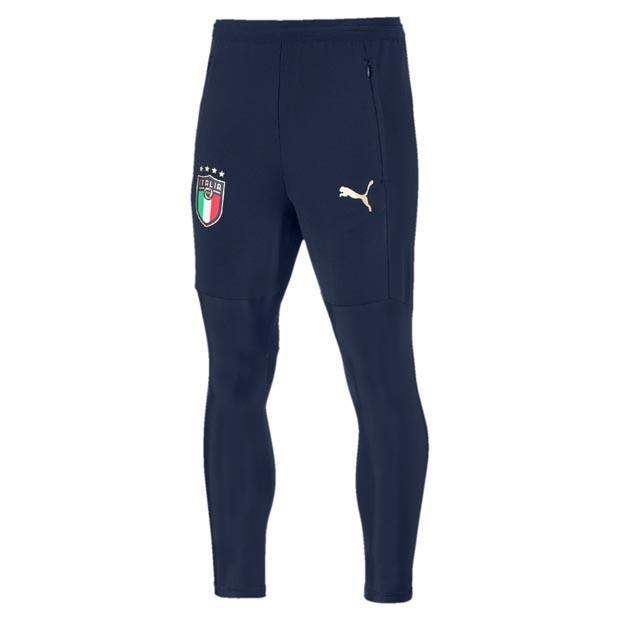 イタリア代表 FIGC トレーニングPROパンツ ピーコート プーマ PUMA 超激安特価 公式ショップ ナショナルチームウェアー757220-07