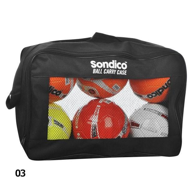 ボールキャリーケース Sondico ソンディコ 人気の定番 テレビで話題 サッカーフットサルバッグ840031