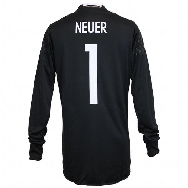 ドイツ代表 2016 ホーム ゴールキーパーユニフォーム 1.ノイアー 【adidas|アディダス】サッカーナショナルチームレプリカウェアーaam28