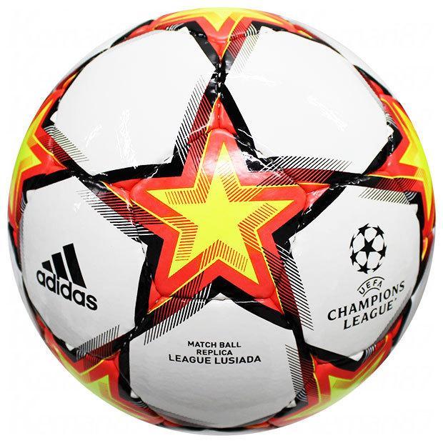 UEFA 選択 チャンピオンズリーグ 21-22 公式試合球レプリカ フィナーレ ルシアーダ サッカーボール4号球af4 アディダス 今だけスーパーセール限定 リーグ adidas