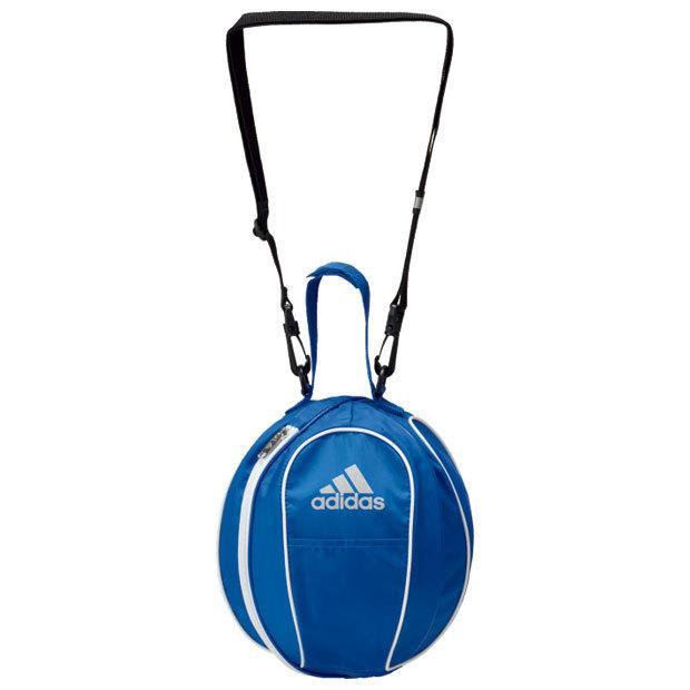 ボールバッグ 1個入れ ブルー サッカーフットサルバッグakm20bw adidas 40%OFFの激安セール アウトレットセール 特集 アディダス