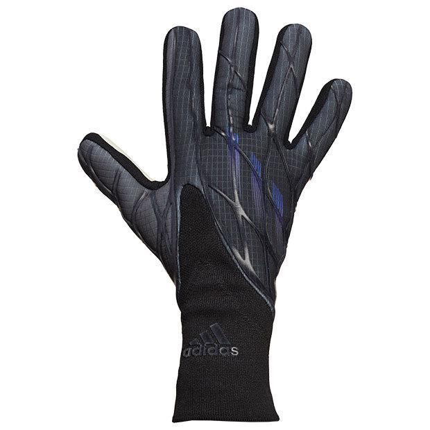 エックス 商舗 グローブ プロ ブラック×グレーシックス 人気海外一番 アディダス adidas サッカーゴールキーパーグローブbj201-gs8832