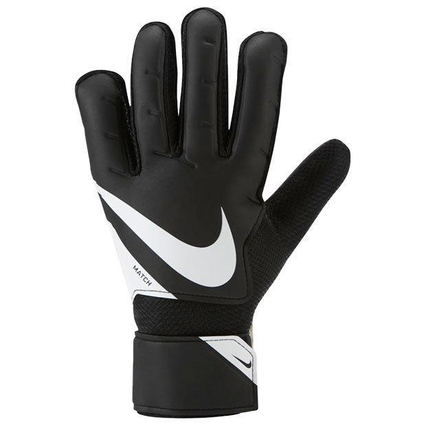 未使用品 当店限定販売 GK マッチ ブラック×ホワイト サッカーフットサルゴールキーパーグローブcq7799-010 ナイキ NIKE
