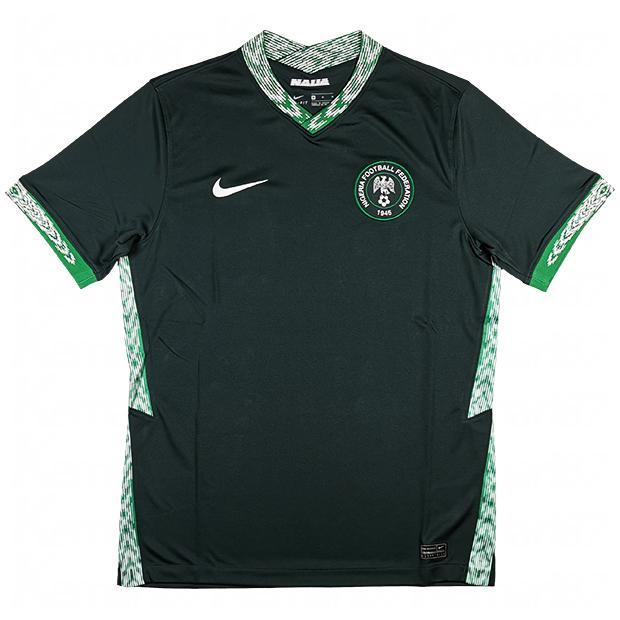 ナイジェリア代表 2020 アウェイ ランキングTOP10 セール特価 半袖レプリカユニフォーム ナイキ ナショナルチームレプリカウェアーct4224-364 NIKE