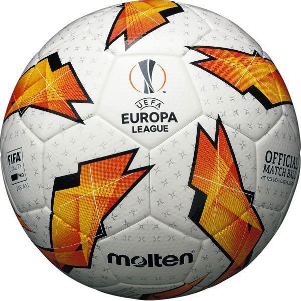 UEFAヨーロッパリーグ 18-19 グループステージ 公式試合球 【molten|モルテン】サッカーボール5号球f5u5003-g18