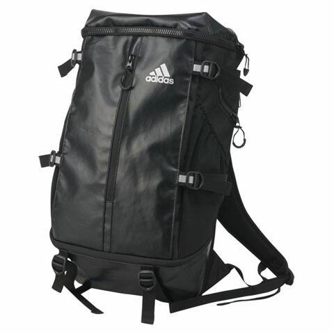 オプス ターポリン バックパック 26L ブラック 【adidas|アディダス】サッカーフットサルバッグkbp60-a95979
