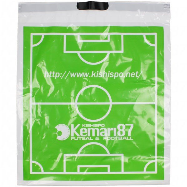 返品不可 オリジナルフィンバッグ KISHISPO サッカーフットサルアクセサリーkishispo-fin2 キシスポオリジナル 高級品