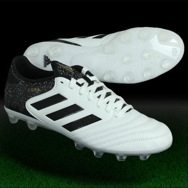 コパ 18.2-ジャパン HG ランニングホワイト×コアブラック 【adidas|アディダス】サッカースパイクcq1909