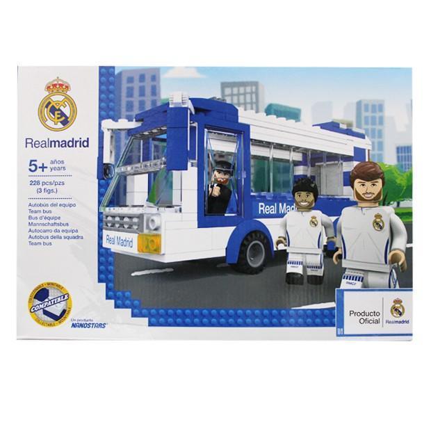レアルマドリッド NANOSTARS ブロック バス クラブチームアクセサリーrm927209
