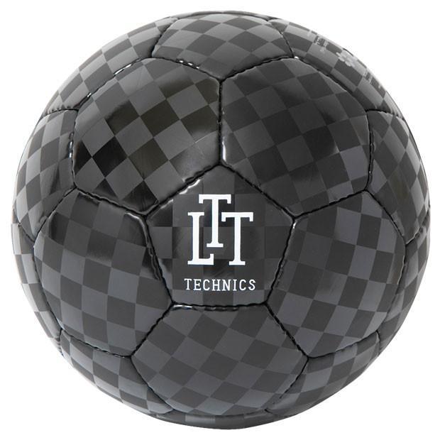 LUZ TOP TEAM ブロックチェック マット ボール 【LUZ e SOMBRA|ルースイソンブラ】フットサルボール4号球t1914907