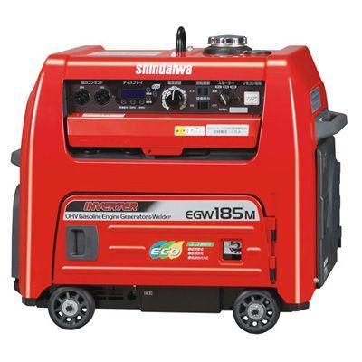 新ダイワ(やまびこ) ガソリンエンジン溶接機 EGW185M-I (代引き不可)