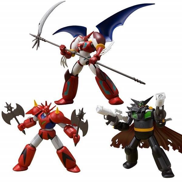 スーパーミニプラ 真 (チェンジ!!) ゲッターロボ Vol.2 (3個入) (真 チェンジ!! ゲッターロボ 世界最後の日) 新品 プラモデル