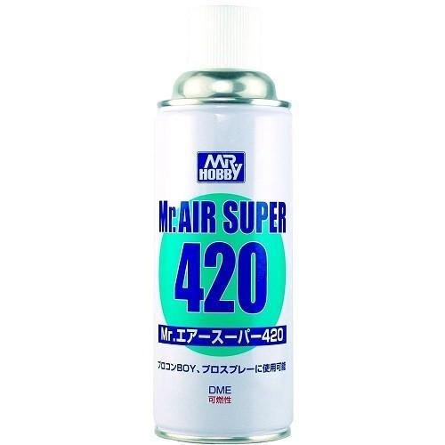 GSIクレオス Mr.エアースーパー420 塗装用ツール PA200 往復送料無料 エアーブラシシステム マーケット 新品