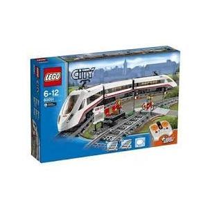 ハイスピードパッセンジャートレイン 60051 新品レゴ シティ LEGO 知育玩具 (弊社ステッカー付)