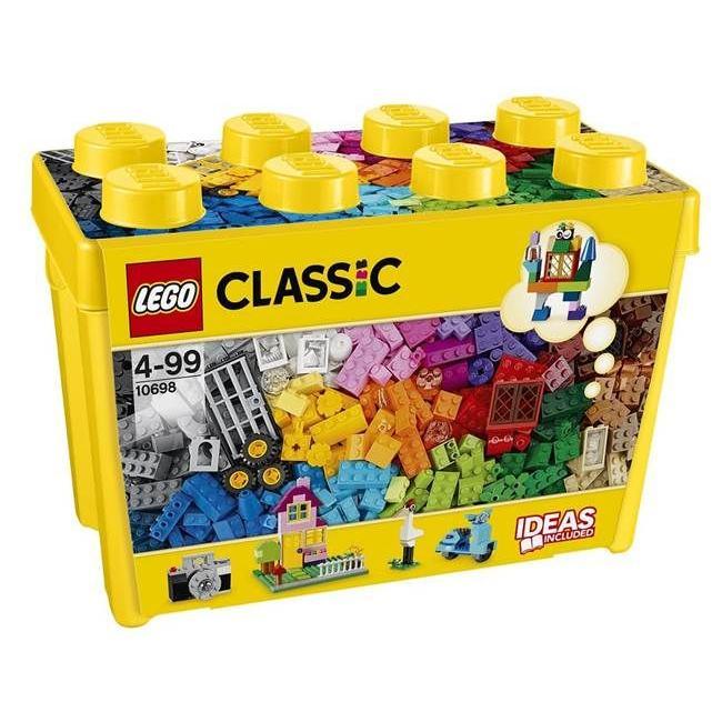 黄色のアイデアボックス スペシャル 10698 新品レゴ クラシック   LEGO CLASSIC 知育玩具 kenbill