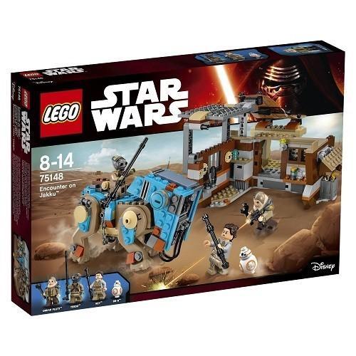 ジャクーの戦い 75148 新品レゴ スター・ウォーズ LEGO スターウォーズ 知育玩具 (弊社ステッカー付)